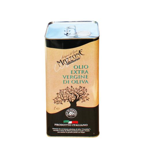 vendita online 5l olio extravergine di oliva prodotto italiano