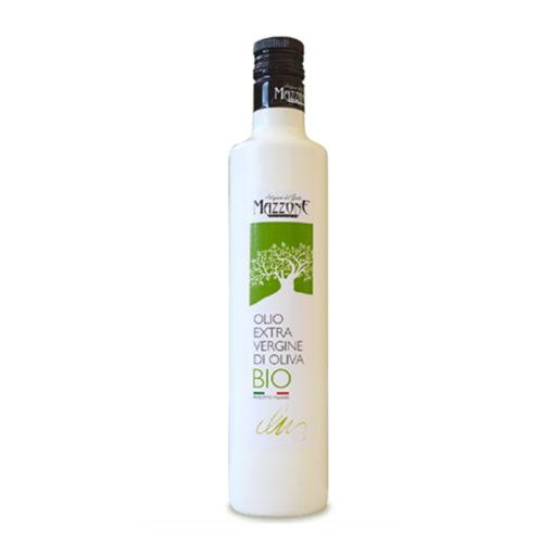 olio extra vergine di oliva biologico italiano prodotto in puglia